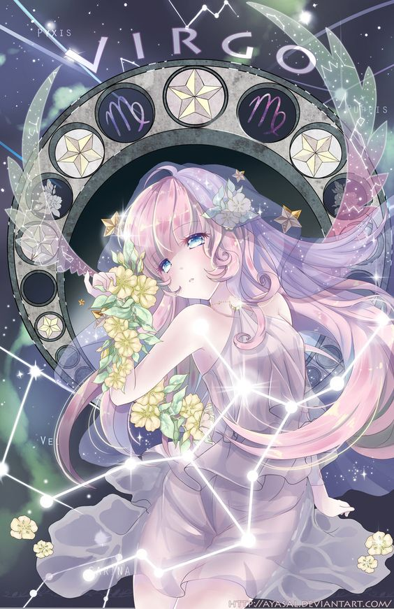 horoscopo-astrologia-constelaciones-virgo-anime
