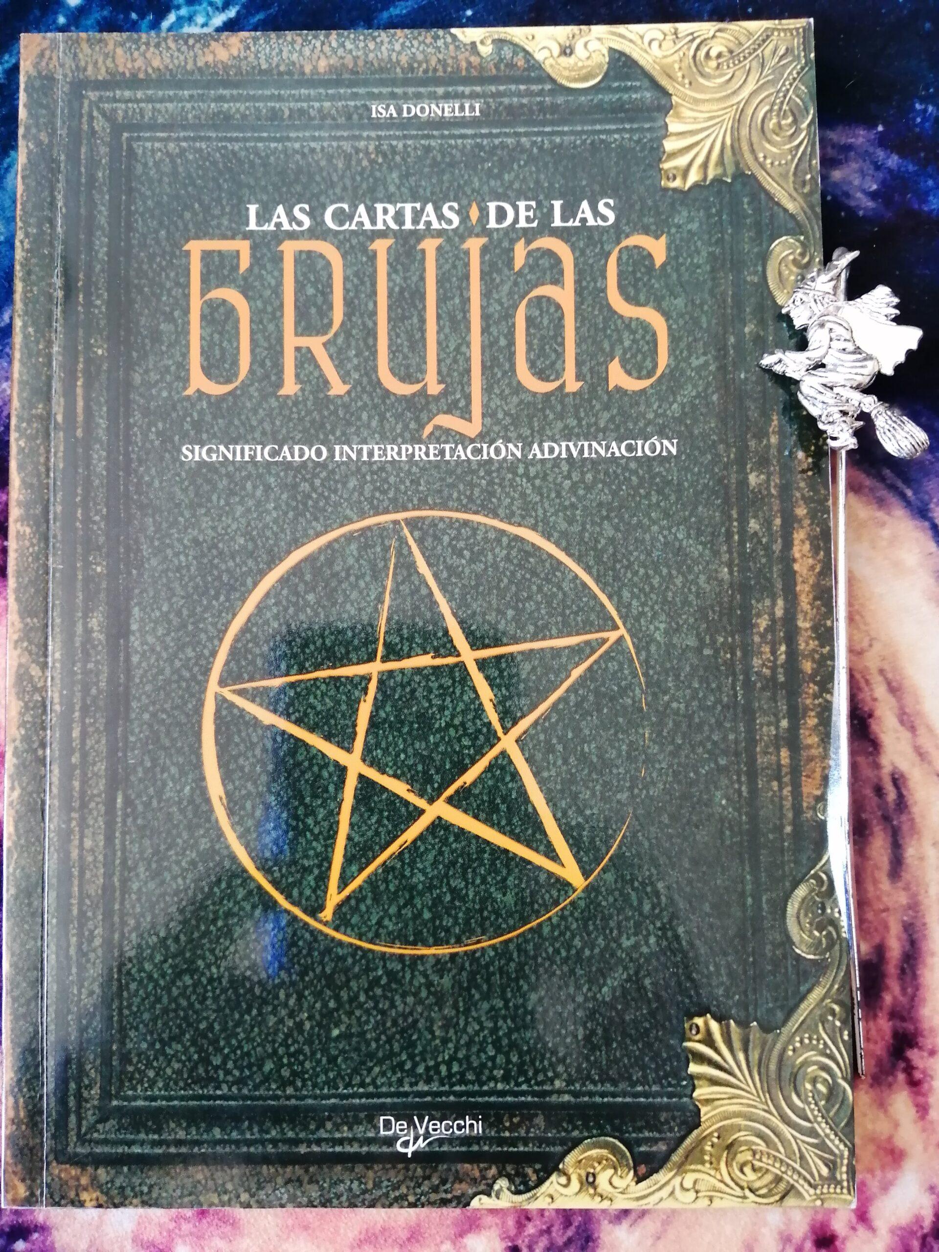 Tarot cartas de las brujas